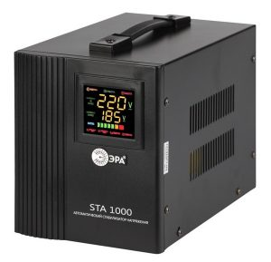 стабилизатор напряжения Эра СТА-1000