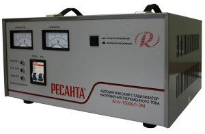 стабилизатор напряжения Ресанта АСН-10000-1ЭМ