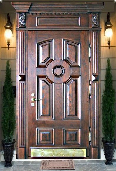 межкомнатные двери из массива древесины