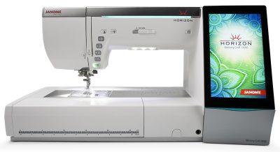 программируемая швейная машина Janome MC15000