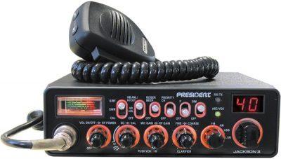 Автомобильная радиостанция President Jackson 2