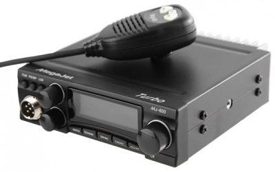Автомобильная радиостанция Megajet MJ-600 Turbo