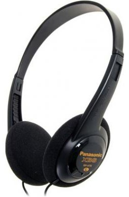 Накладные наушники Panasonic RP-HT6