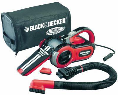 автомобильный пылесос Black & Decker PAV 1205