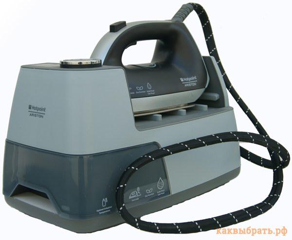 система отпаривания Hotpoint-Ariston SG E12 AA0