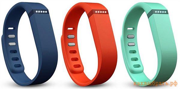 фитнес-браслет Fitbit Flex