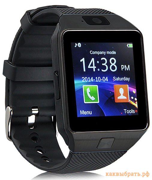фитнес-браслет Sunlights DZ09 Smart Watch