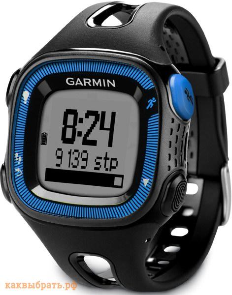 фитнес-браслет Garmin Forerunner 15